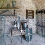 Armoury of the walled town