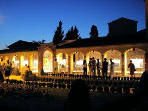 Evento notturno al Bastione Sant'Anna