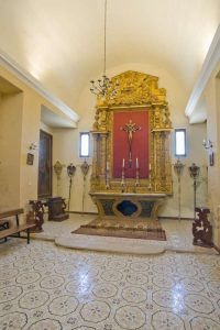 Interno dell'Oratorio
