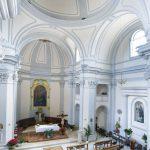 Interno della chiesa di San Sebastiano