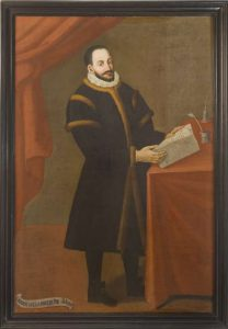 Painting of Giovanni Della Rovere, unknown painter, 17th century
